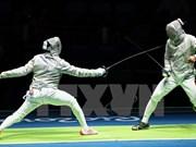 Esgrima brinda a Vietnam su séptimo oro en XXIX SEA Games