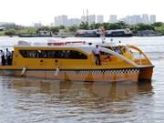 Ponen en marcha en Ciudad Ho Chi Minh primer sistema de hidrobús