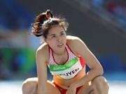 Atleta vietnamita conquista medalla de oro en SEA Games 29