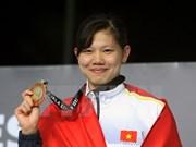 Vietnam se sitúa en tercer lugar en medallero de SEA Games 29 en segunda jornada