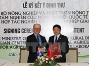 Vietnam y Australia reafirman cooperación duradera en investigación agrícola