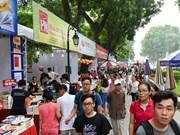 Inauguran Feria Internacional del libro de Vietnam