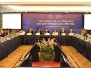 Efectúan segunda reunión del Subcomité de Estándares y Conformidad del APEC