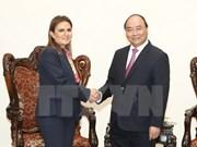Premier vietnamita expresa confianza en desarrollo de cooperación comercial con Egipto
