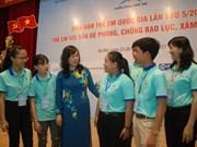 Inauguran en Hanoi foro sobre prevención de violencia y abuso infantil