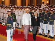 Vietnam y Myanmar firman cuatro documentos de cooperación
