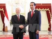 Cumple máximo dirigente partidista de Vietnam amplia agenda en Indonesia
