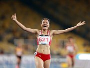 Atletismo de Vietnam sigue cosechando oros en los SEA Games 29