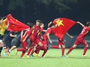 SEA Games 29: Vietnam se corona en fútbol femenino