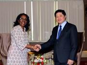 FAO promete apoyo continuo a Vietnam