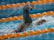 Nadadora vietnamita con excelente actuación en SEA Games 29