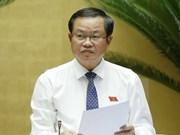 Vietnam y Sudáfrica fortalecen cooperación legislativa