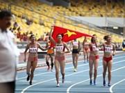 Atletismo vietnamita consigue su duodécimo oro en SEA Games 29