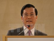 Vicecanciller de Vietnam visita el Vaticano