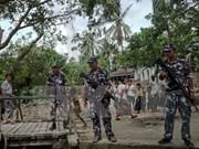 Fallecen 12 personas en asalto contra puestos policiales en Myanmar