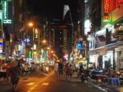 Abren segunda calle peatonal en Ciudad Ho Chi Minh