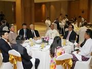 Vicepremier vietnamita destaca potencialidades de cooperación económica con Myanmar