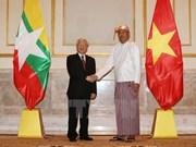 Vietnam y Myanmar establecen Asociación Cooperativa Integral