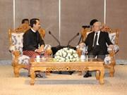 Dirigente partidista vietnamita aboga por cooperación interlocal con Myanmar