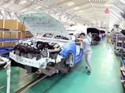 Empresa vietnamita exporta por primera vez componentes de autobús a Kazajstán