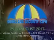 Efectúan en Vietnam primera exposición de seguridad y defensa