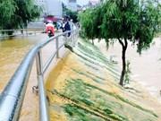 Localidad vietnamita implementa medidas contra inundaciones