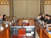 Banco alemán considera préstamos para proyectos en Ciudad Ho Chi Minh