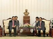 Pensamiento de Ho Chi Minh y Kaysone Phomvilhane: base para revolución de Vietnam y Laos