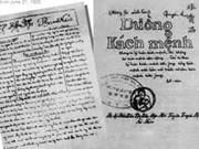 Destacan vigencia del manual revolucionario de Ho Chi Minh para nación vietnamita