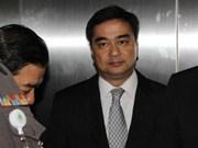 Tailandia: Corte Suprema rechaza demanda contra expremier Abhisit