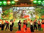 Celebran en provincia norvietnamita Día Cultura de las etnias