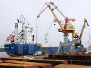 Vietnam registra déficit comercial de 2,13 mil millones de dólares en ocho meses