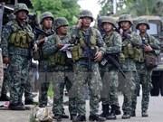 Tres soldados muertos y 52 heridos en enfrentamientos en Marawi