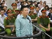 Policía vietnamita inicia procedimiento legal contra funcionarios de PVN