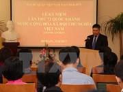 Celebran en el exterior actividades conmemorativas por Día Nacional de Vietnam