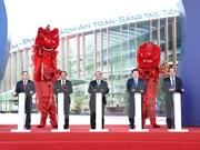 Premier vietnamita resalta establecimiento de primera marca de auto vietnamita