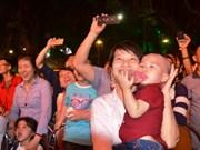 Evento artístico marca Día Nacional en Ciudad Ho Chi Minh