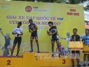 Filipino gana segunda etapa del torneo ciclista VTV