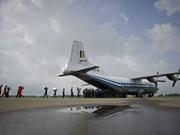 Avión militar de Myanmar desaparecido en  vuelo de entrenamiento