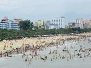 En alza llegada de turistas a provincia vietnamita en días feriados