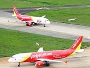 Vietjet Air ofrece servicios a 260 mil pasajeros durante días feriados