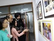 Efectúan en India exposición fotográfica sobre Vietnam