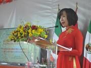Conmemoran Día Nacional de Vietnam en México