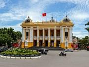 Inician servicio de recorrido por el Gran Teatro de Ópera de Hanoi