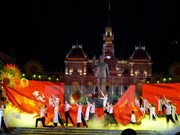 Celebran en Vietnam aniversario 72 de independencia de Indonesia