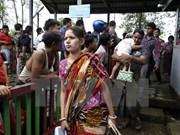 Más de 123 mil myanmenos huyen a Bangladesh por violencia en Rakhine