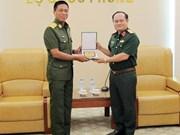 Vietnam y Myanmar impulsan cooperación médica militar