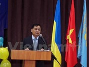Inauguran curso de idioma vietnamita en Ucrania
