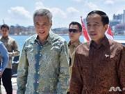 Indonesia y Singapur estrecharán lazos de cooperación