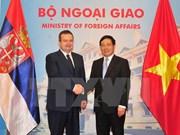 Vietnam y Serbia concretan medidas para promover nexos bilaterales